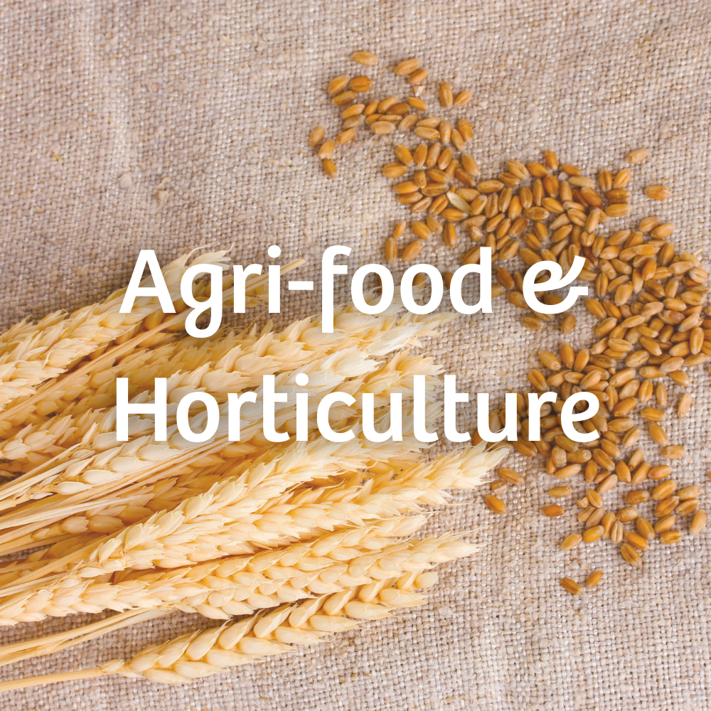 Agri-food & Horticulture