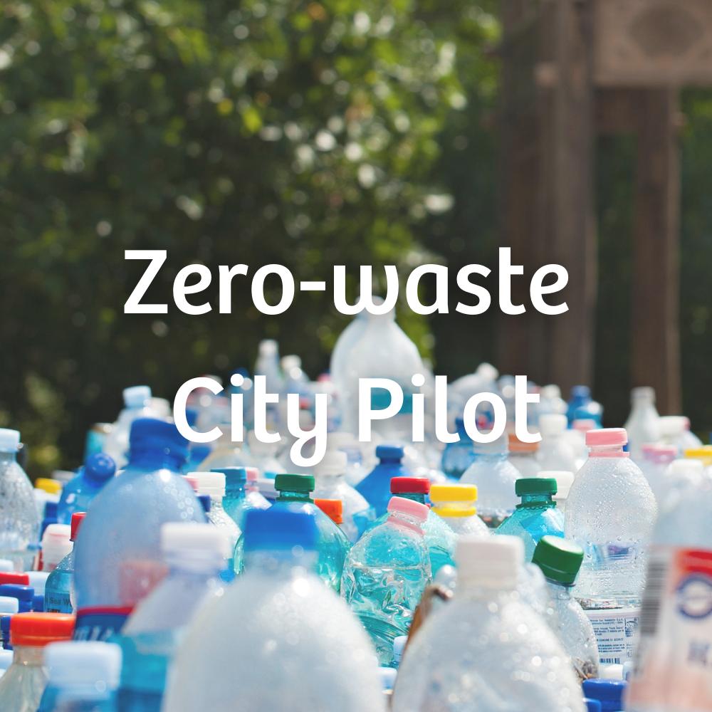 Vraag hier het Zero-waste City Pilot Marktrapport op