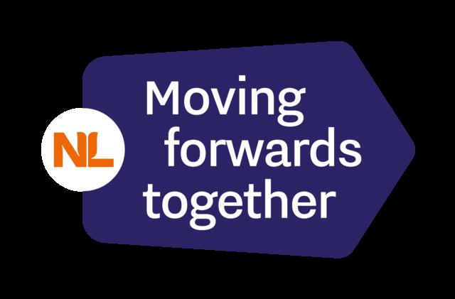 Logo Nederland MovingForwardTogether