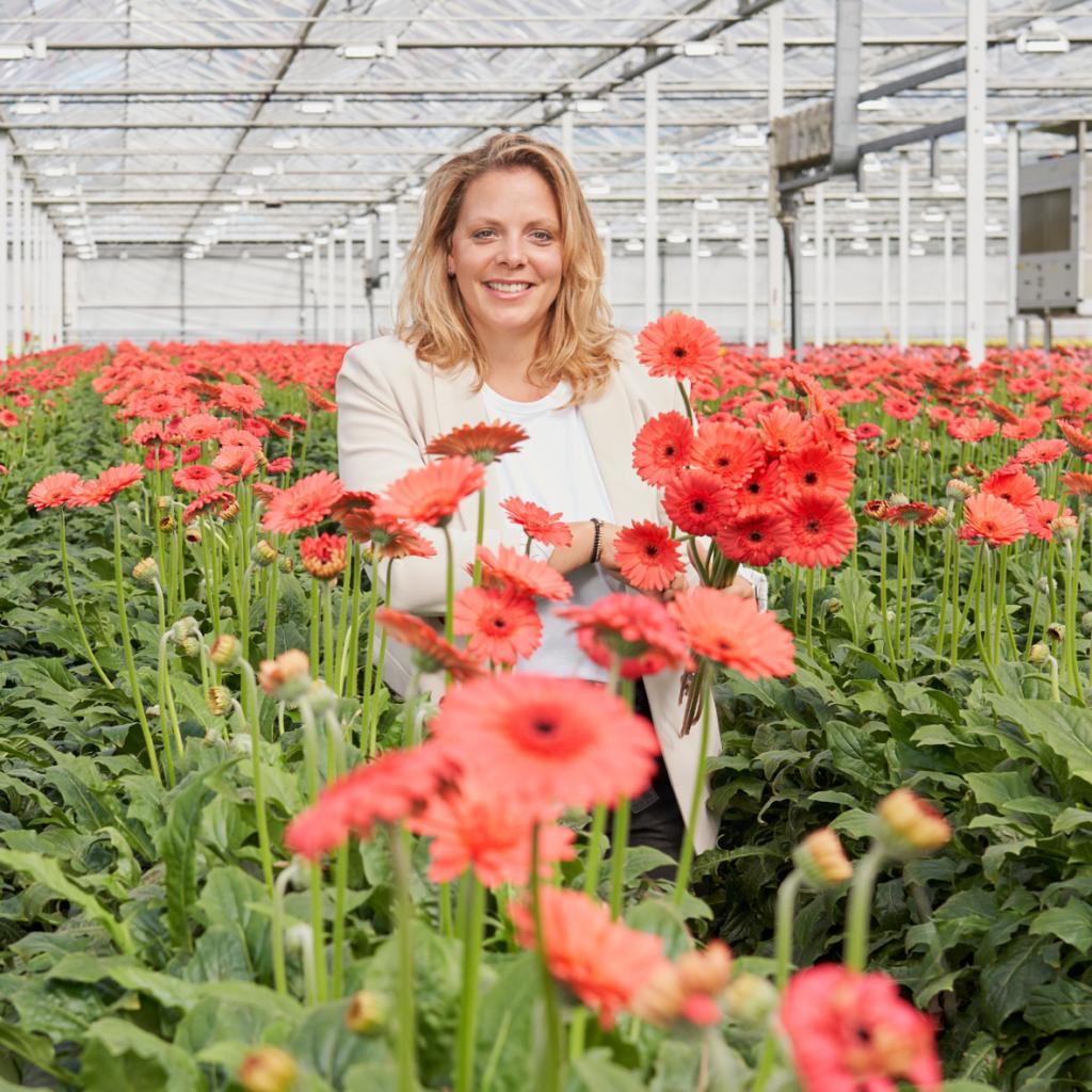 Joyce Lansbergen, LG Flowers