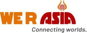 We r Asia logo